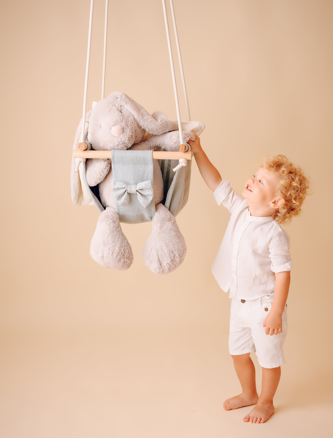 Baby-swing-columpio-madera-infantil-TWINS
